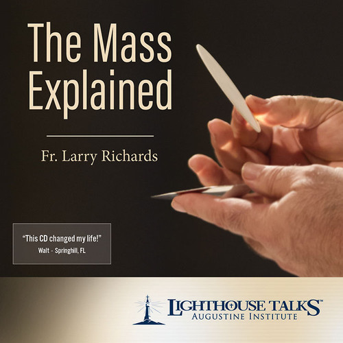 The Mass Explained (CD)