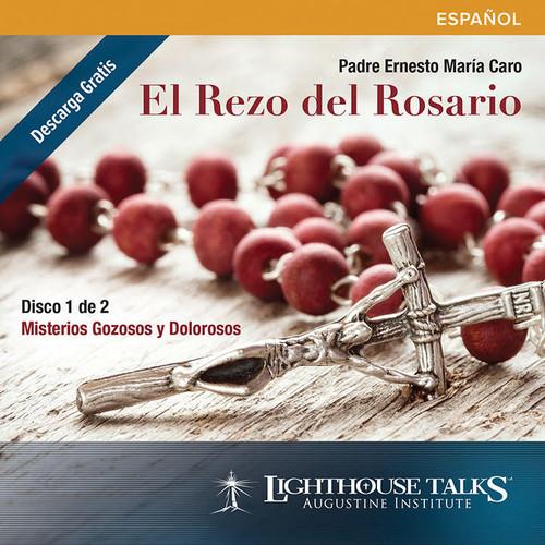 El Rezo del Rosario #1: Misterios Gozosos y Dolorosos (CD)