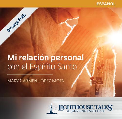 Mi relación personal con el Espíritu Santo (CD)