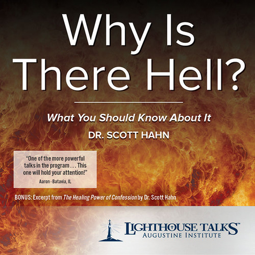 Why Is There Hell? What You Should Know About It! (CD)