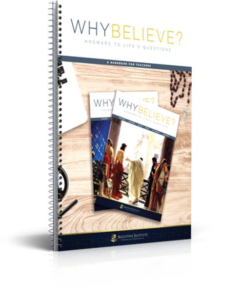Why Believe? Teacher's Handbook