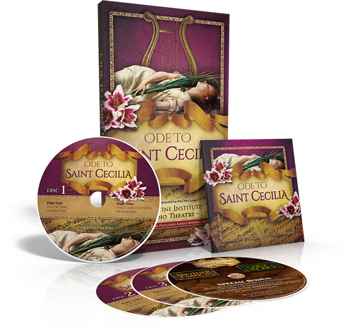 Ode to Saint Cecilia 4 CD Audio Drama & Discussion Guide