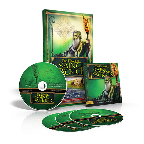 The Trials of Saint Patrick 4-CD Audio Drama & Discussion Guide