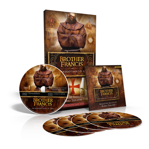 Brother Francis 5-CD Audio Drama & Discussion Guide