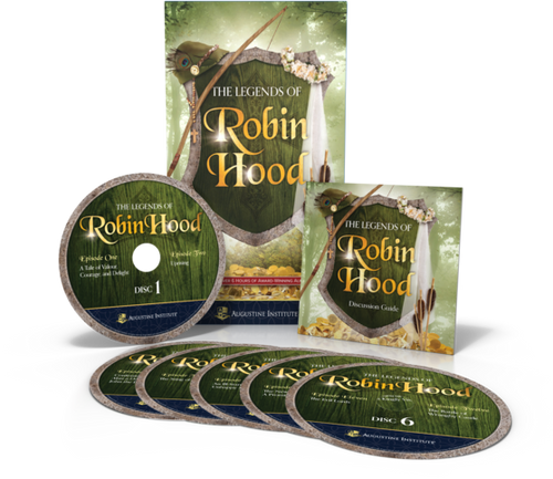 The Legends of Robin Hood 6 CD Audio Drama & Discussion Guide