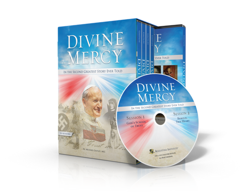 Divine Mercy In the Second Greatest Story Ever Told - DVDs