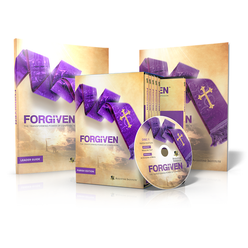 Forgiven - Leader Kit