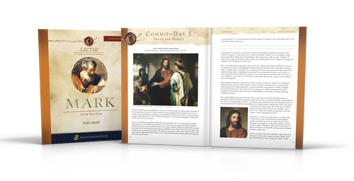 LECTIO: Mark - Study Guide