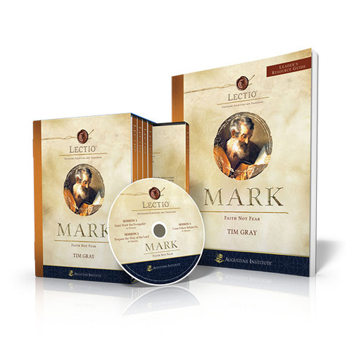 LECTIO: Mark - Leader Kit