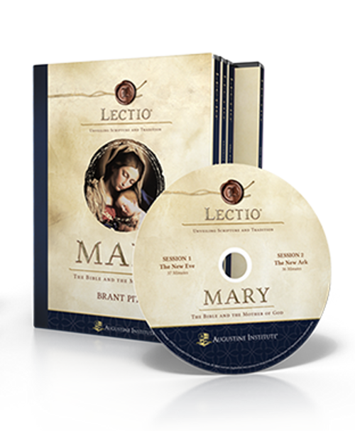 Lectio: Mary - DVD Set