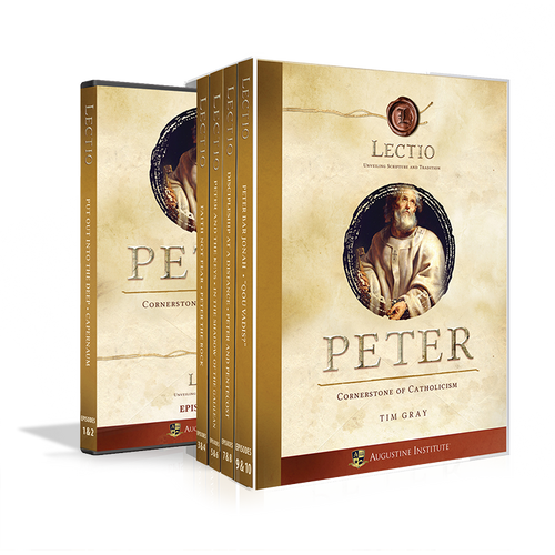 LECTIO: Peter - DVD Set