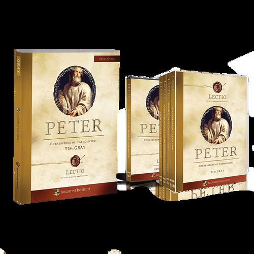 LECTIO: Peter - Participant Kit
