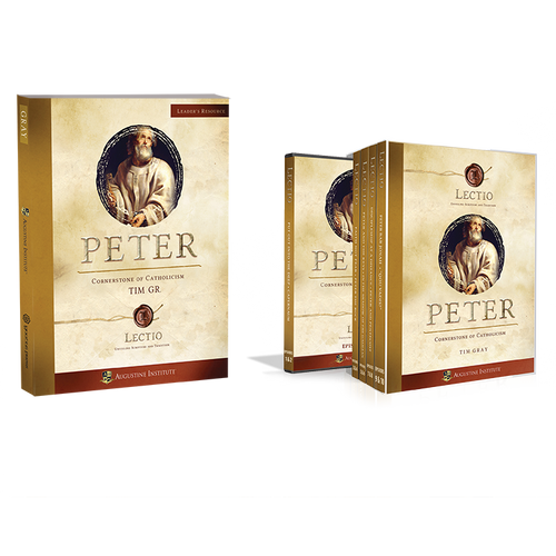 LECTIO: Peter - Leader Kit