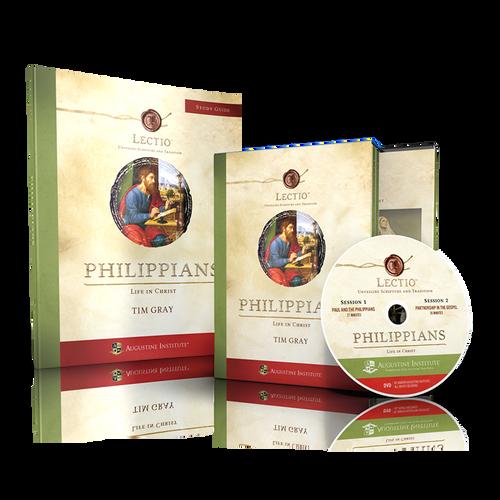 LECTIO: Philippians - Participant Kit