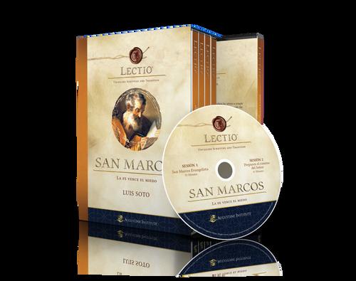 LECTIO: San Marcos Set de  DVD