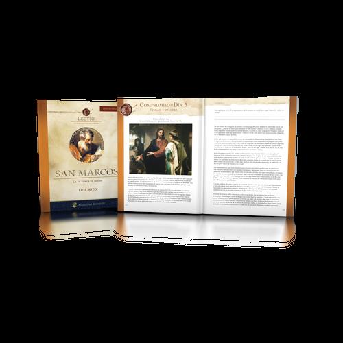 LECTIO: San Marcos  Guía de Estudio para el Participante