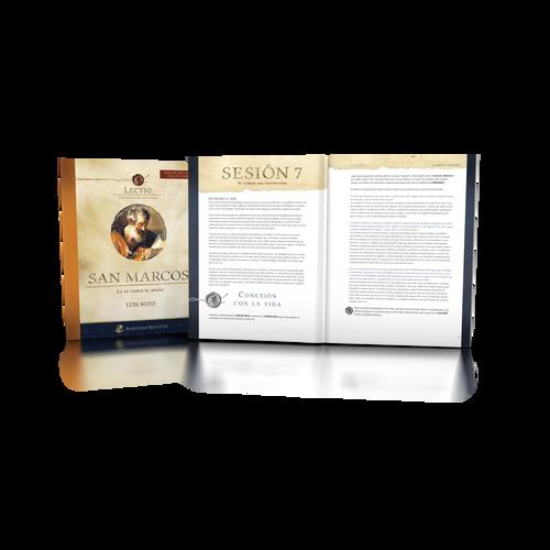 LECTIO: San Marcos Guía de Recursos para el Líder
