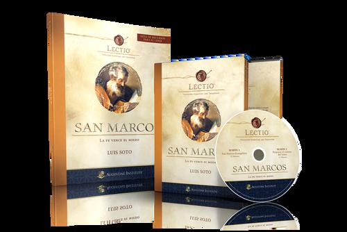 LECTIO: San Marcos, Kit de recursos para el Participante