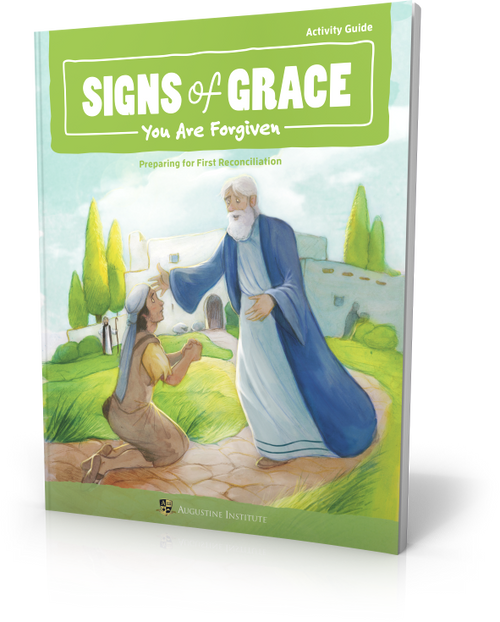 Signs of Grace - You Are Forgiven - Student Activity Book