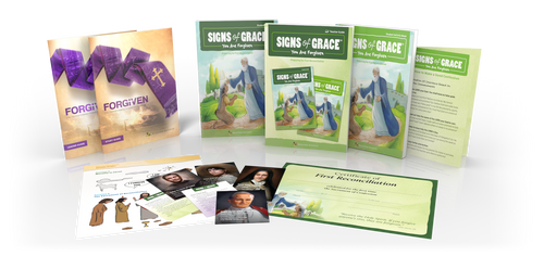 Signs of Grace - You Are Forgiven & Forgiven - Kit