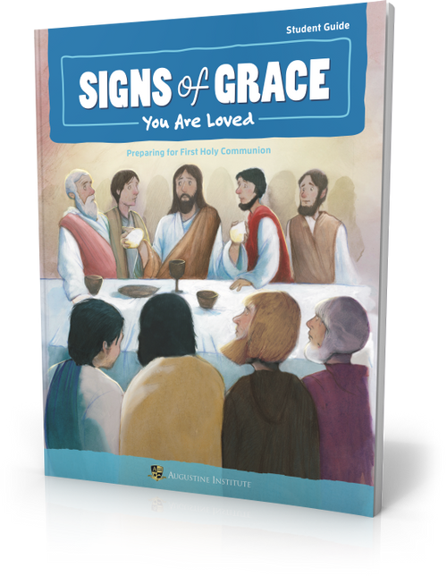 Signs of Grace - You Are Loved - Student Guide