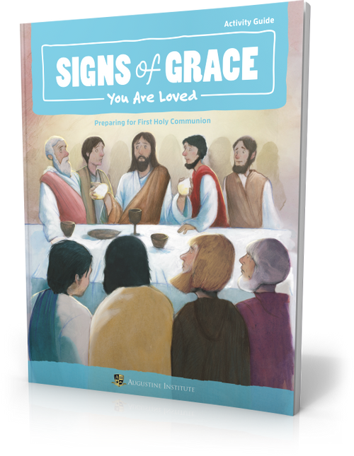 Signs of Grace - You Are Loved - Student Activity Book
