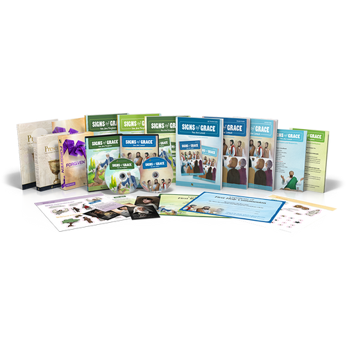 Signs of Grace Complete Kit - You Are Loved, You Are Forgiven, Presence, and Forgiven