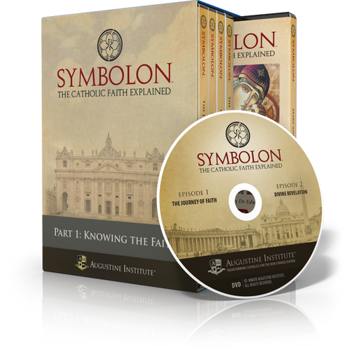 Symbolon: The Catholic Faith Explained - PART 1 - DVDs