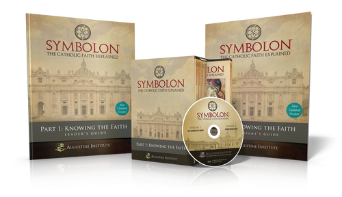 Symbolon: The Catholic Faith Explained - PART 1 - Leader Kit