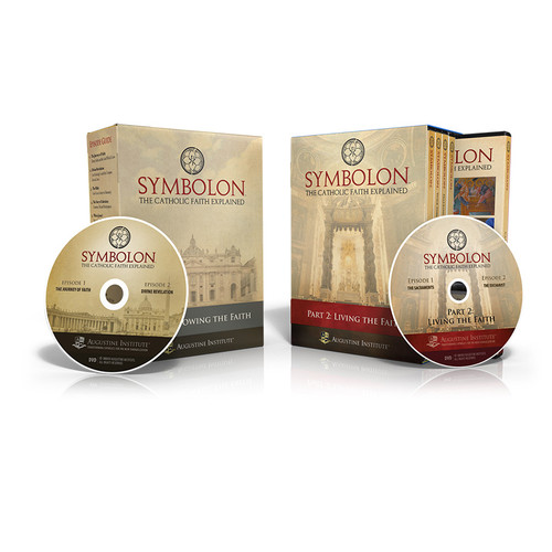 Symbolon: The Catholic Faith Explained - Complete DVD Set