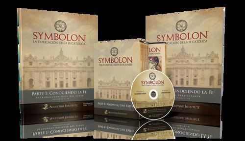 Symbolon: La Explicación de la Fe Católica - Parte 1 - Kit para el Líder