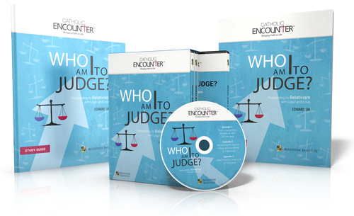 Who Am I to Judge? Leader's Kit