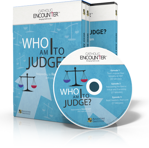 Who Am I to Judge? - DVD Set