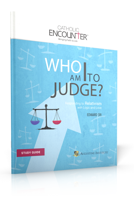 Who Am I to Judge? - Study Guide