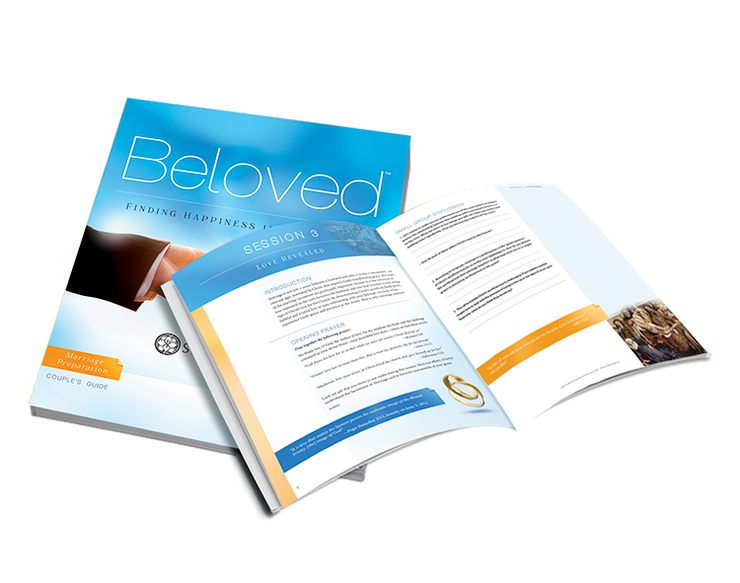 Beloved: Marriage Preparation - Couple's Guide (5-Pack)