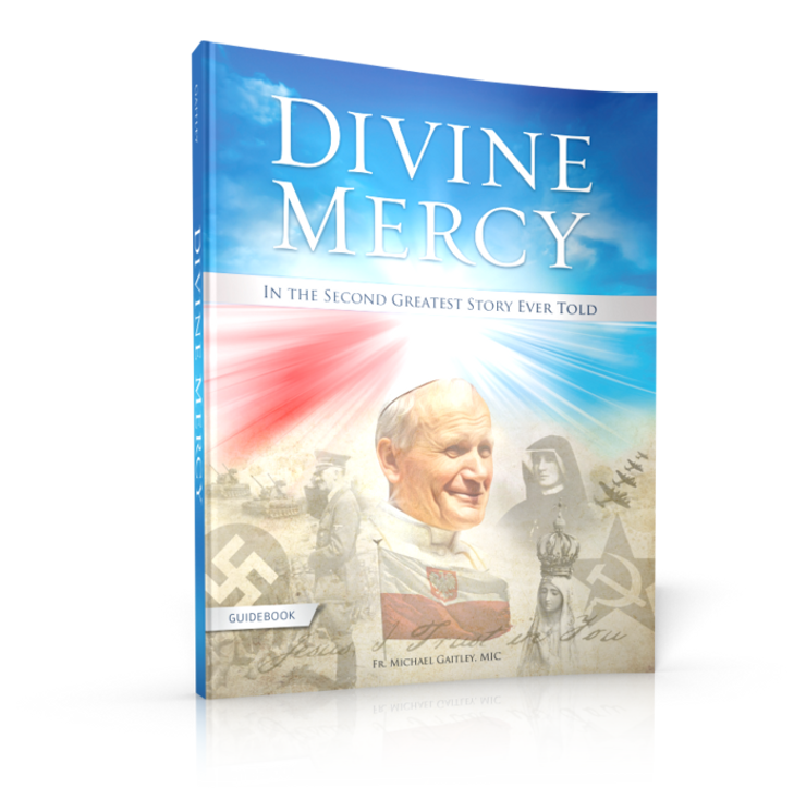 Divine Mercy in the Second Greatest Story Ever Told - Guidebook (5-Pack)
