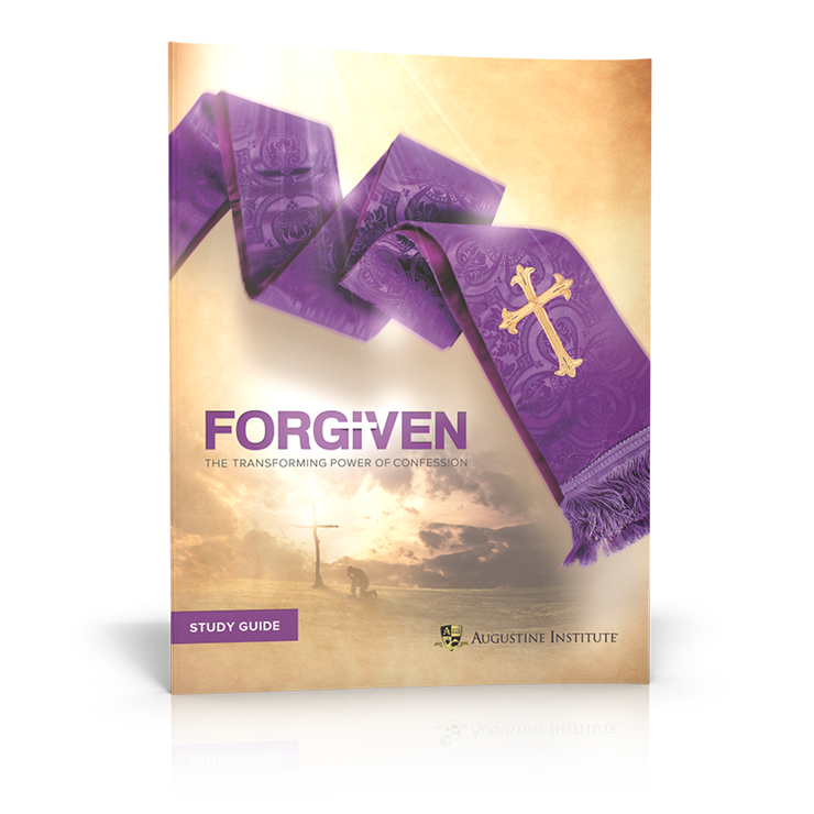 Forgiven - Study Guide (5-Pack)