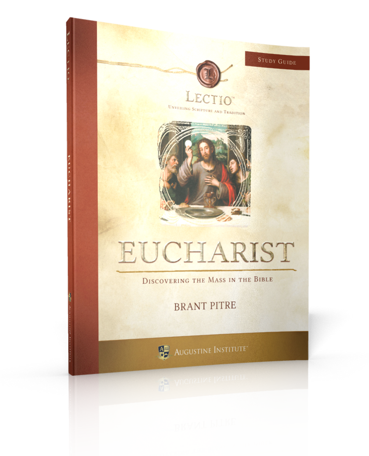 Lectio: Eucharist - Study Guide (5-Pack)