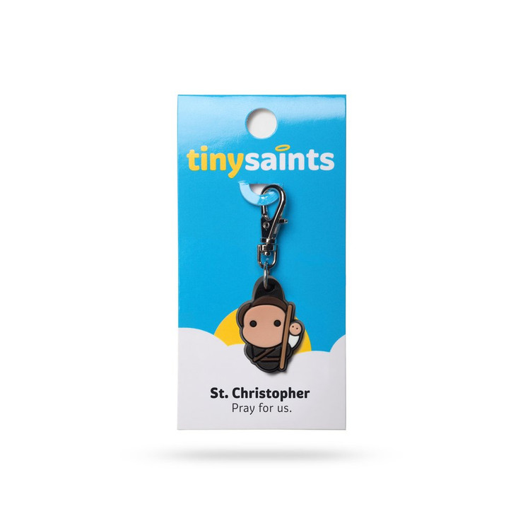 St. Christopher Charm