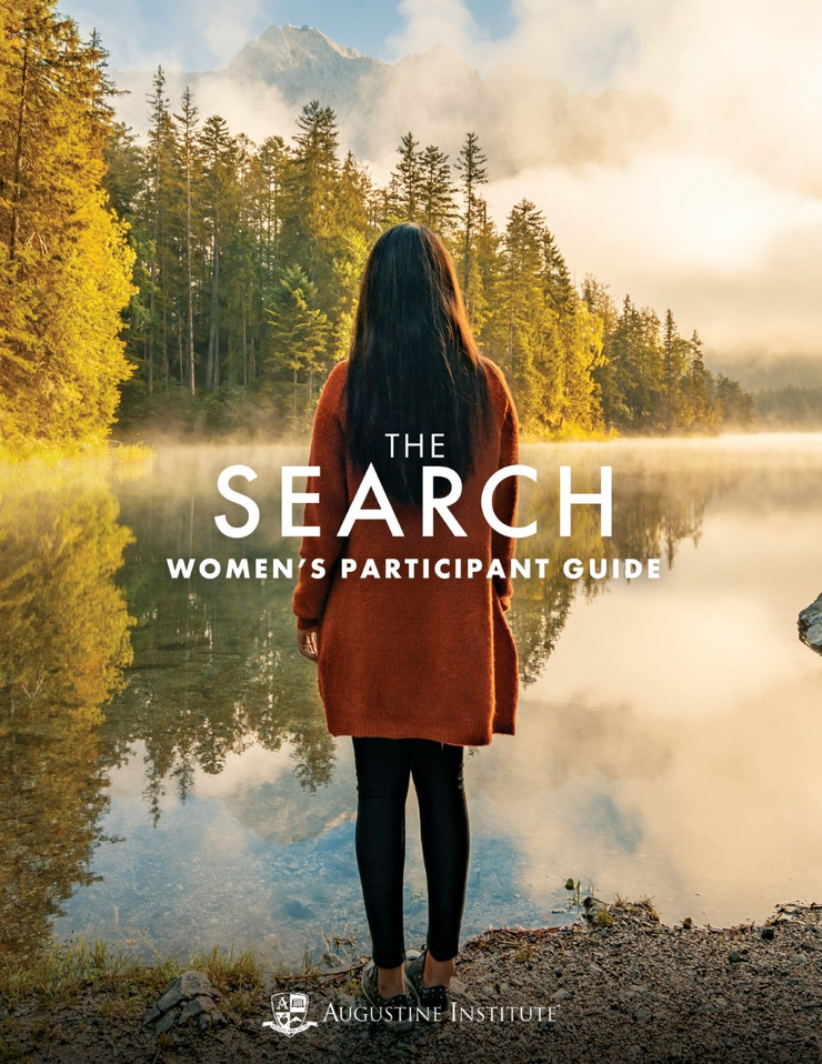 The Search - Women's Participant Guide