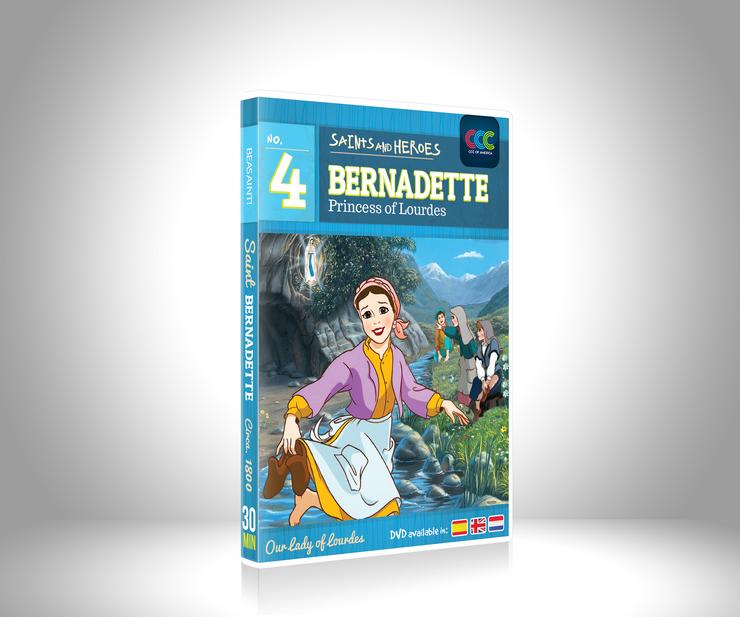 Bernadette: The Princess of Lourdes