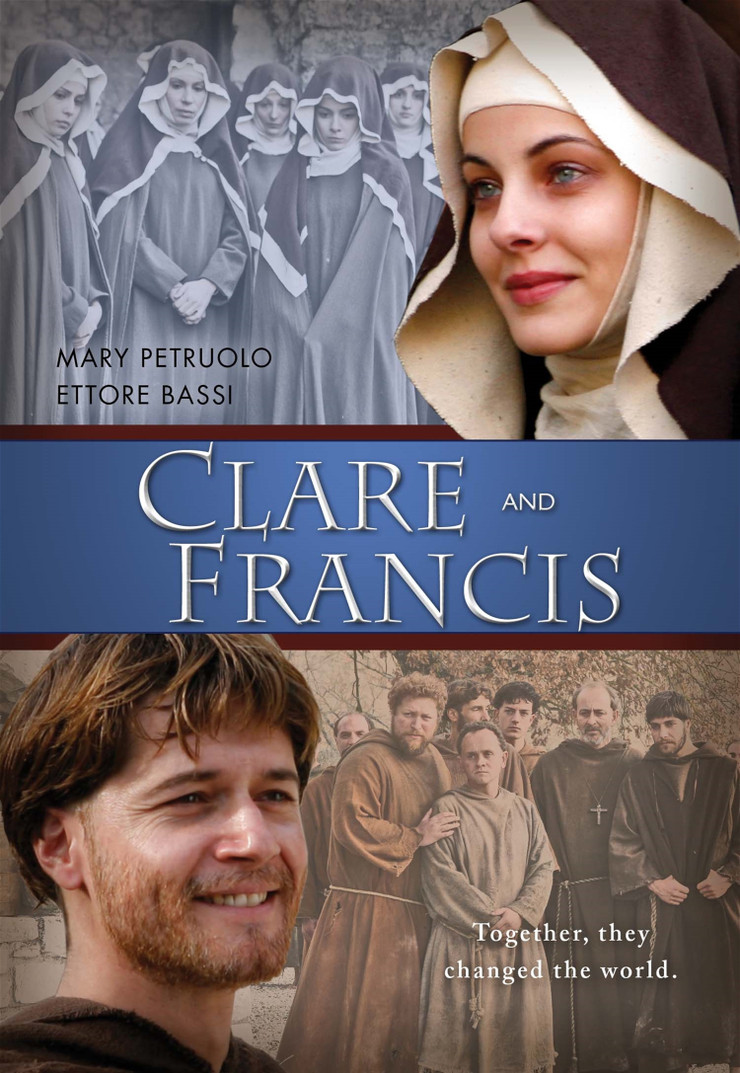 Clare and Francis DVD cover