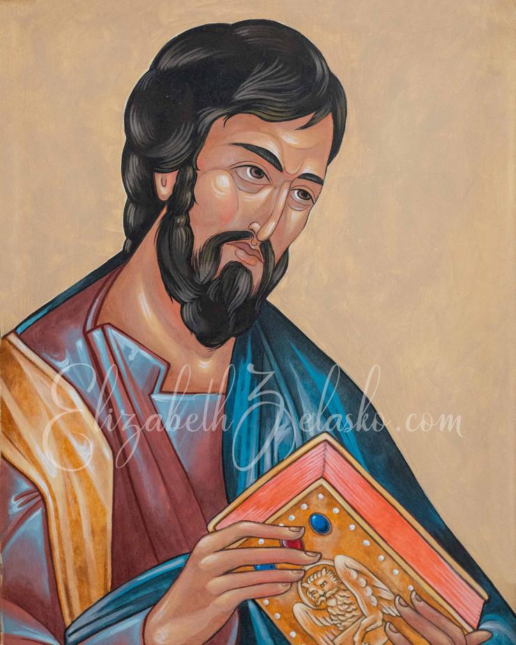 Gospel Writer Mark Print