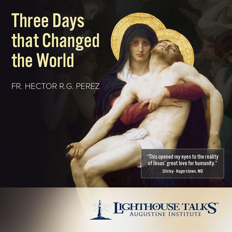 Three Days That Changed the World (CD)