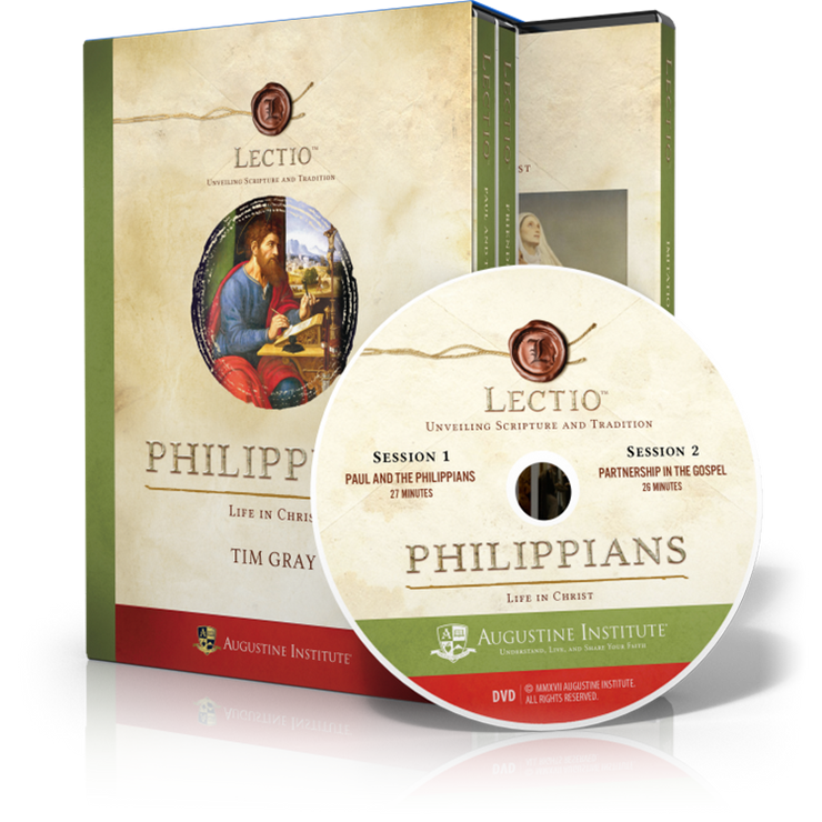 LECTIO: Philippians - DVD Set