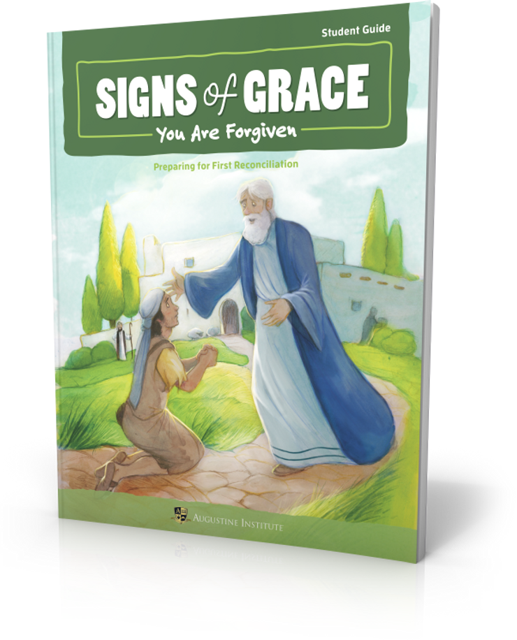 Signs of Grace - You Are Forgiven - Student Guide