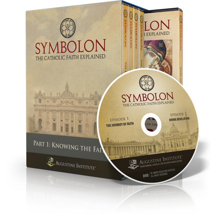 Symbolon: The Catholic Faith Explained - PART 1 - DVDs