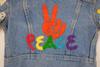 KIDS Peace Jacket #3
