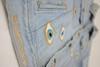 Metallic Evil Eye Jacket #15