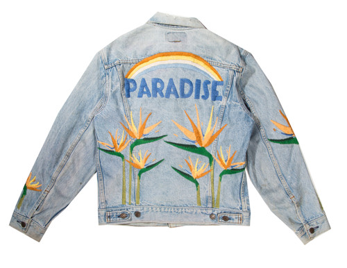 Birds of Paradise Jacket #1